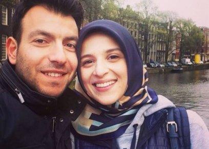 الثنائي الأشهر على مواقع التواصل الاجتماعي المصرية فريدة وسليف التركي