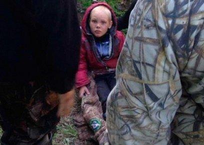 الطفل ديما بيسكوف