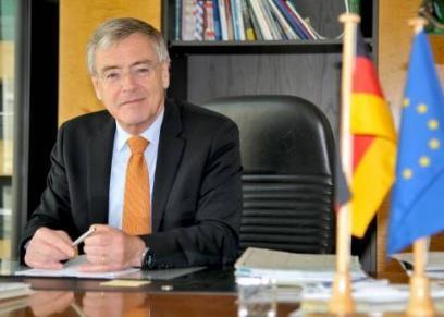 يوليوس جيورج لوي سفير برلين لدى القاهرة
