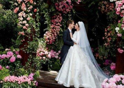 زفاف ميراندا كير وإيفان سبيجل