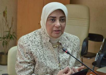 مايسة شوقي نائب وزير الصحة والسكان