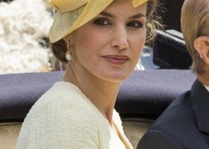 ملكة إسبانيا ليتيزيا