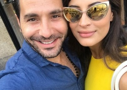 وسام وزوجته ريم