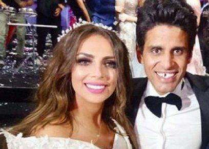 حمدي الميرغني وإسراء عبدالفتاح