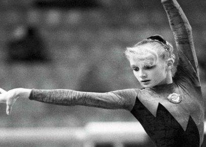 البطلة الأولمبية