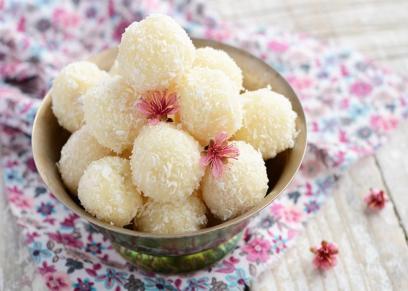 حلوى اللوز الهندية