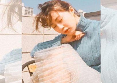 إحدى الفتيات الشماليات اللائي اشتهرن في كوريا الجنوبية