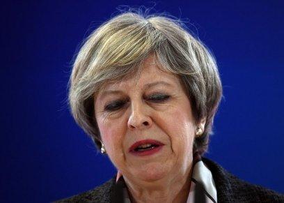 تيريزا ماي، رئيسة وزراء بريطانيا