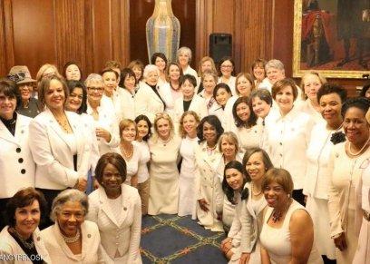 نساء الحزب الديموقراطي