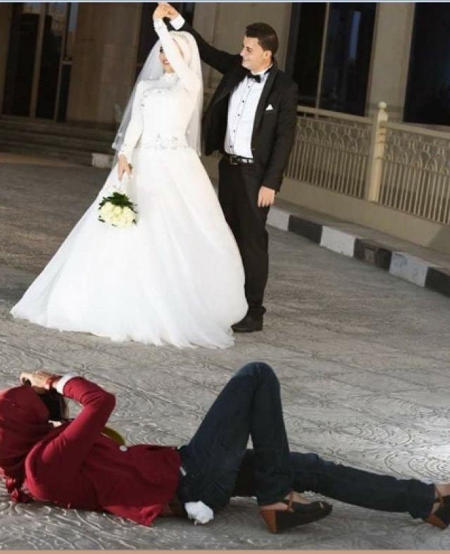 سوينة تعمل بتصوير الأفراح