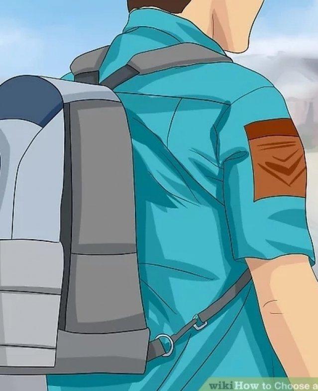 خطوات اختيار حقيبة المدرسة