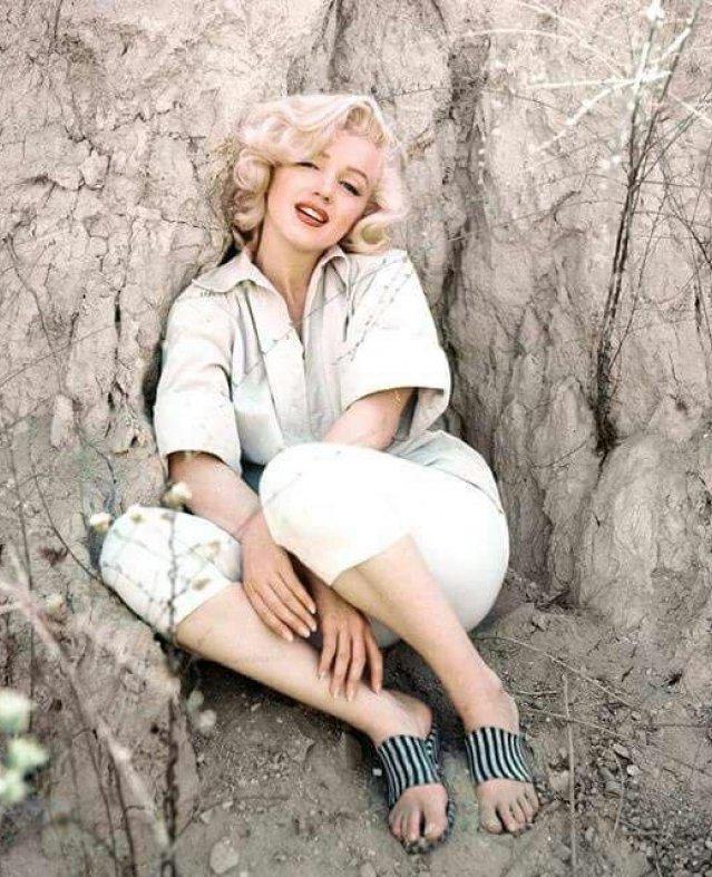 ذكرى وفاة أيكونة الجمال عبر التاريخ..مارلين مونرو