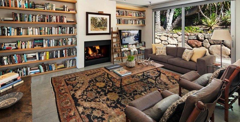 التصميمات الداخلية لمنزل الممثلة ناتالي بورتمان