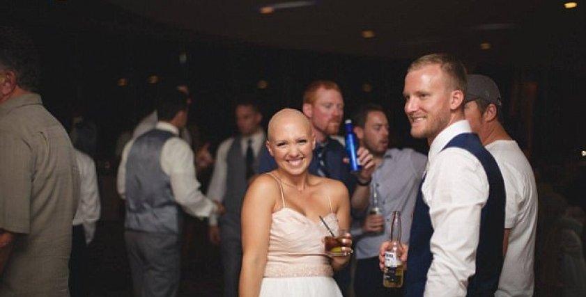 كايلي في حفل زفافها
