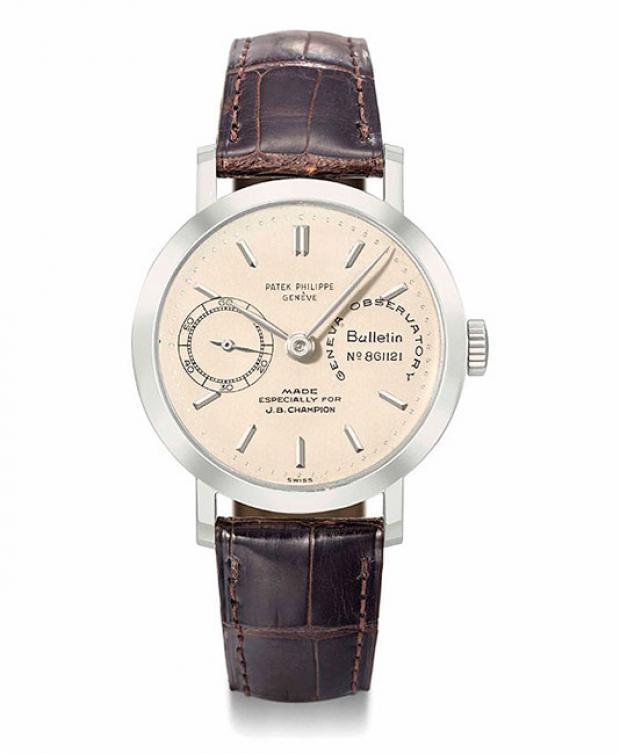52684f649 Patek Philippe Platinum World Time: صمم هذه الساعة الميكانيكية صانع الساعات  الشهير لوي كوتير، لتكون قادرة على إظهار الوقت في أهم العواصم العالمية،  وتبلغ ...