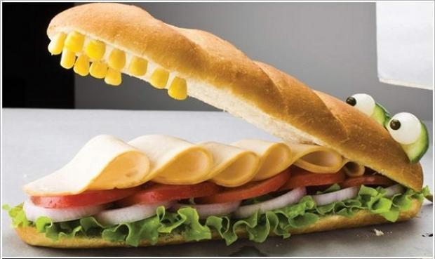 أغرب 11 ساندويتش.. لم تعرفهم من قبل