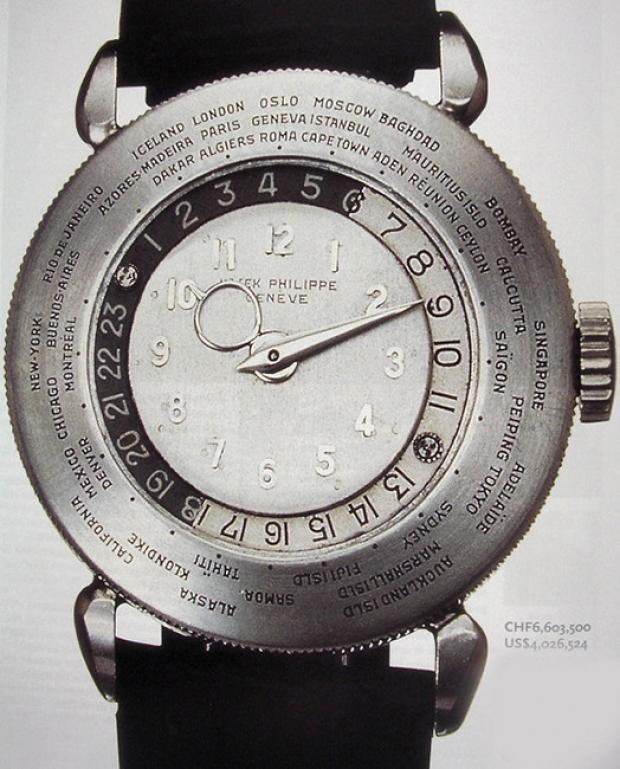 9afdaa4bc Paris Precision Stopwatch by Breguet & Fils: واحدة من أكثر الساعات أناقة في  العالم، تم تصنيعها من الذهب والبلاتين، وتبلغ قيمتها 4.6 مليون دولار.