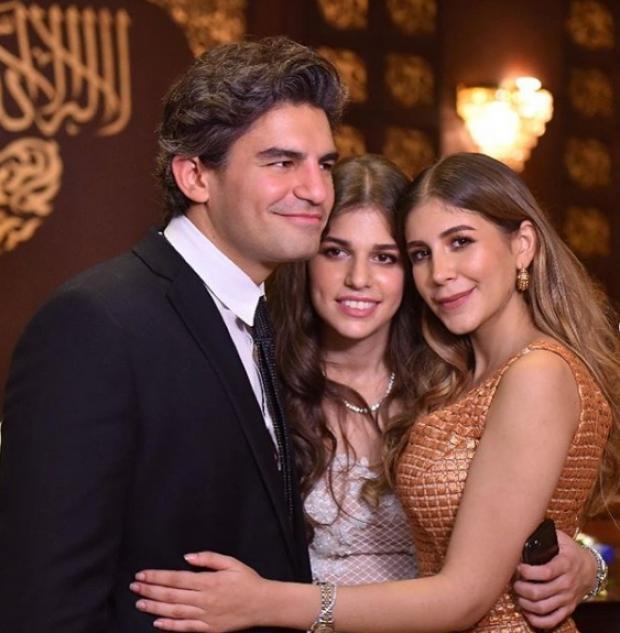 هن بالصور عقد قران طفلة غاوي حب وعلاء مبارك ومحمد فؤاد ضمن